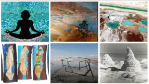 דמעות של מלח - תערוכה קבוצתית בנושא ים המלח