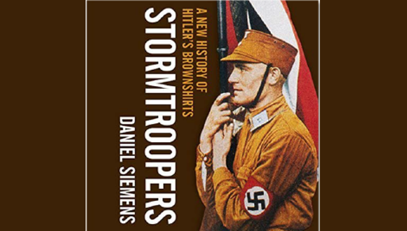השקת ספרו של פרופ' דניאל סימנס, STORMTROOPERS