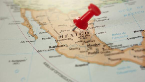 מפת אמריקה הלטינית