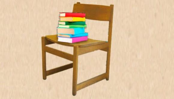 """תערוכת """"כסאות מתחפשים"""" בספרייה המרכזית ע""""ש סוראסקי"""