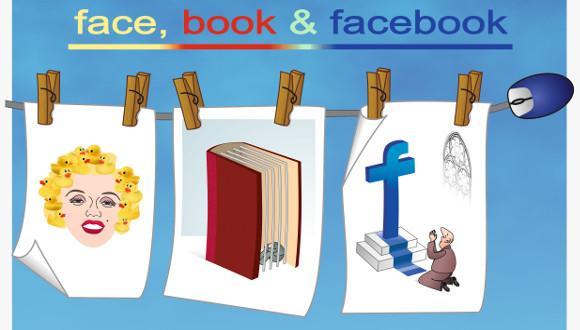 Face, Book and Facebook