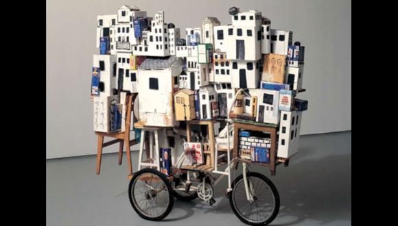 פיליפ רנצר - העגלה הגדולה, 2002